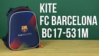 Розпакування Kite FC Barcelona 16 л для хлопчиків BC17-531M