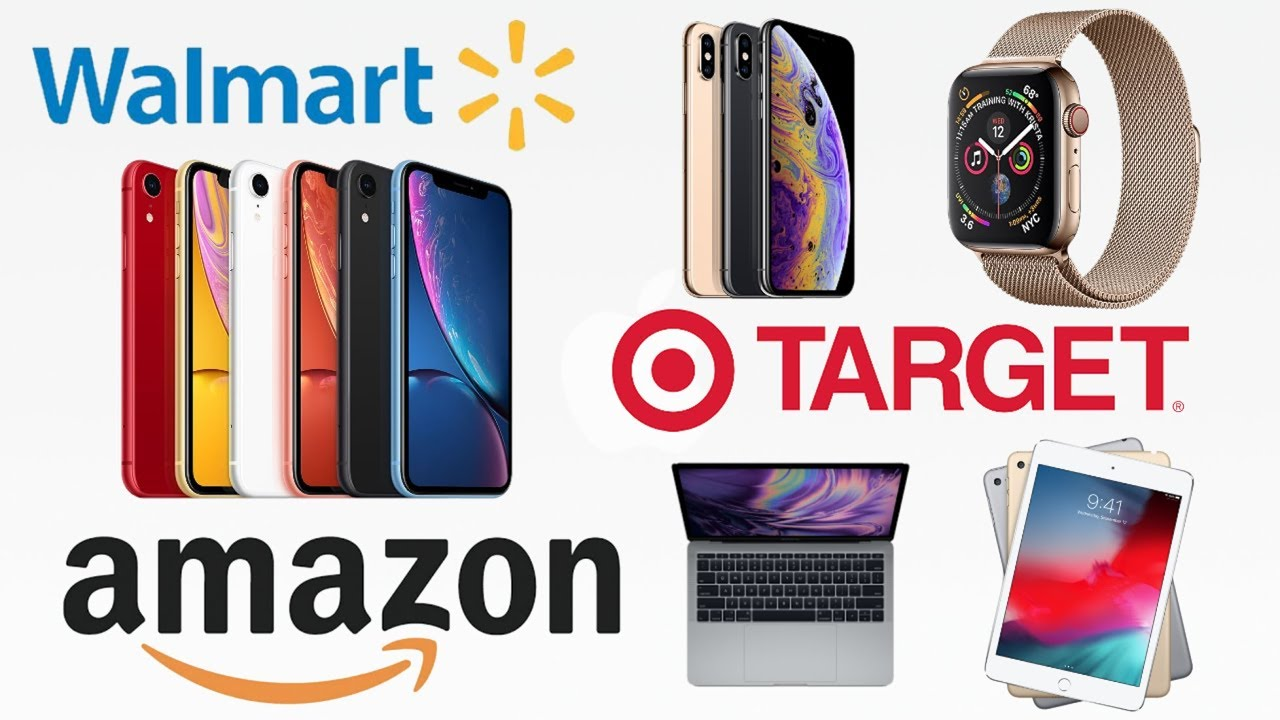 innovative design bffae 6102b Best Apple Black Friday Deals - iPhone XR, XS, XS MAX, MacBooks, Watch  Series 4, & iPads