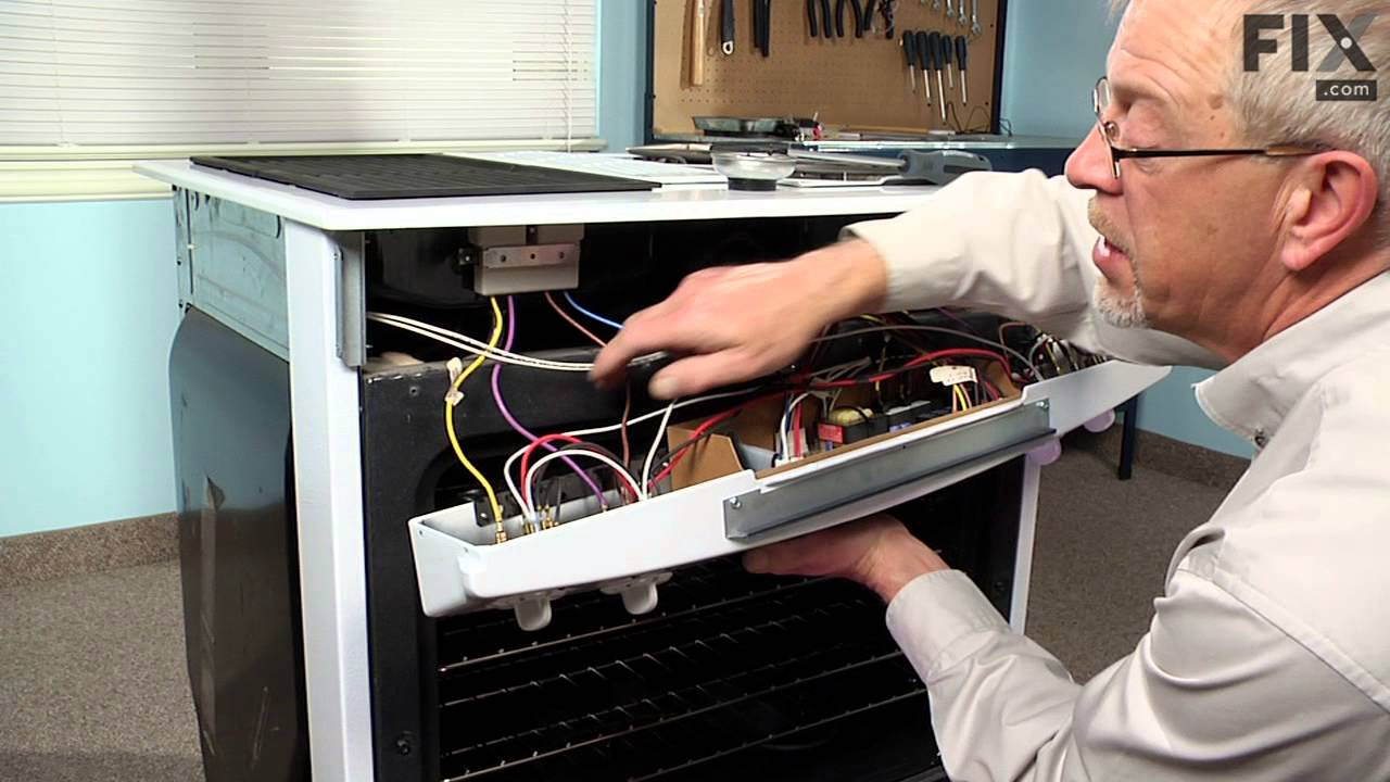 small resolution of jenn air cooktop repair how to replace the infinite switch 240v