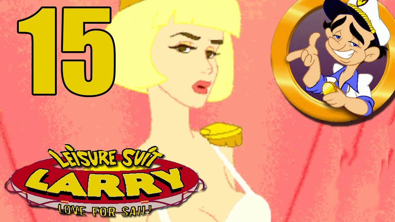Lucahjin Leisure Suit Larry : Reloaded , also known as leisure suit larry: