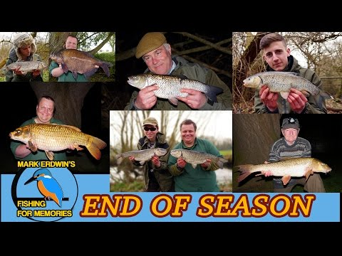 Fishing season overview - Farewell to the rivers (Video 91) from YouTube · High Definition · Duration:  16 minutes 4 seconds  · 1.000+ views · uploaded on 05.04.2016 · uploaded by Mark Erdwin