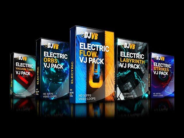 VJ ELECTRIC BUNDLE MIX  HD