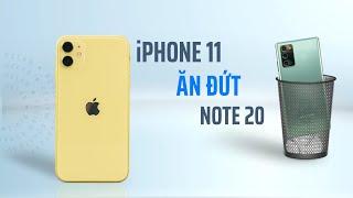 Galaxy Note 20 ĐỪNG MƠ thành công như iPhone 11 hay iPhone XR!!