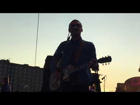 Brian Fallon Live -  Red Lights - Stone Pony NJ - 9/10/17