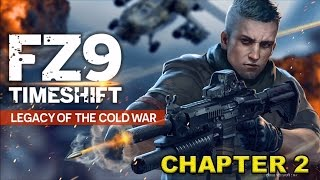 FZ9 TIMESHIFT iOS / Android Gameplay Video - CHAPTER 2