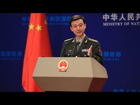 China urges US to prevent strategic misjudgment: Chinese National Defense Ministry