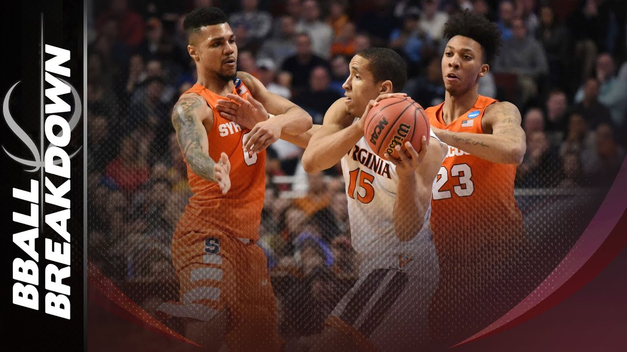 Syracuse's 2-3 zone works but it makes college basketball unwatachable