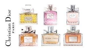 Christian Dior - Miss Dior and Miss Dior Cherie Collection History