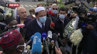 L'imam de Drancy rend hommage à Samuel Paty