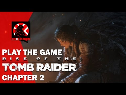 Rise of The Tomb Raider - Chapter 2:  A Cold Welcome (Survivor mode)