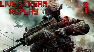 Call of Duty: Black Ops 2 Live Stream Replay w/ GoldGlove #1 (1-5-13)