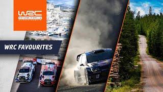 WRC Favourites!