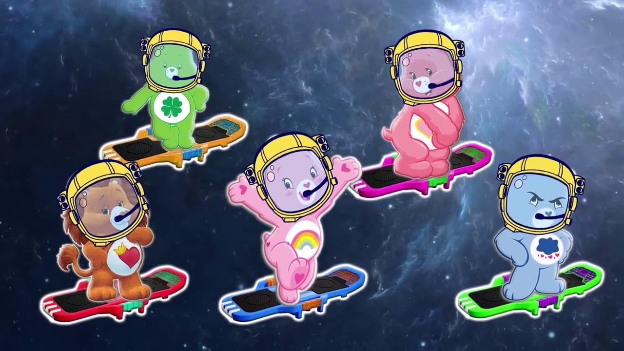 Care Bears Finger Family In Space Nursery Rhymes For Children