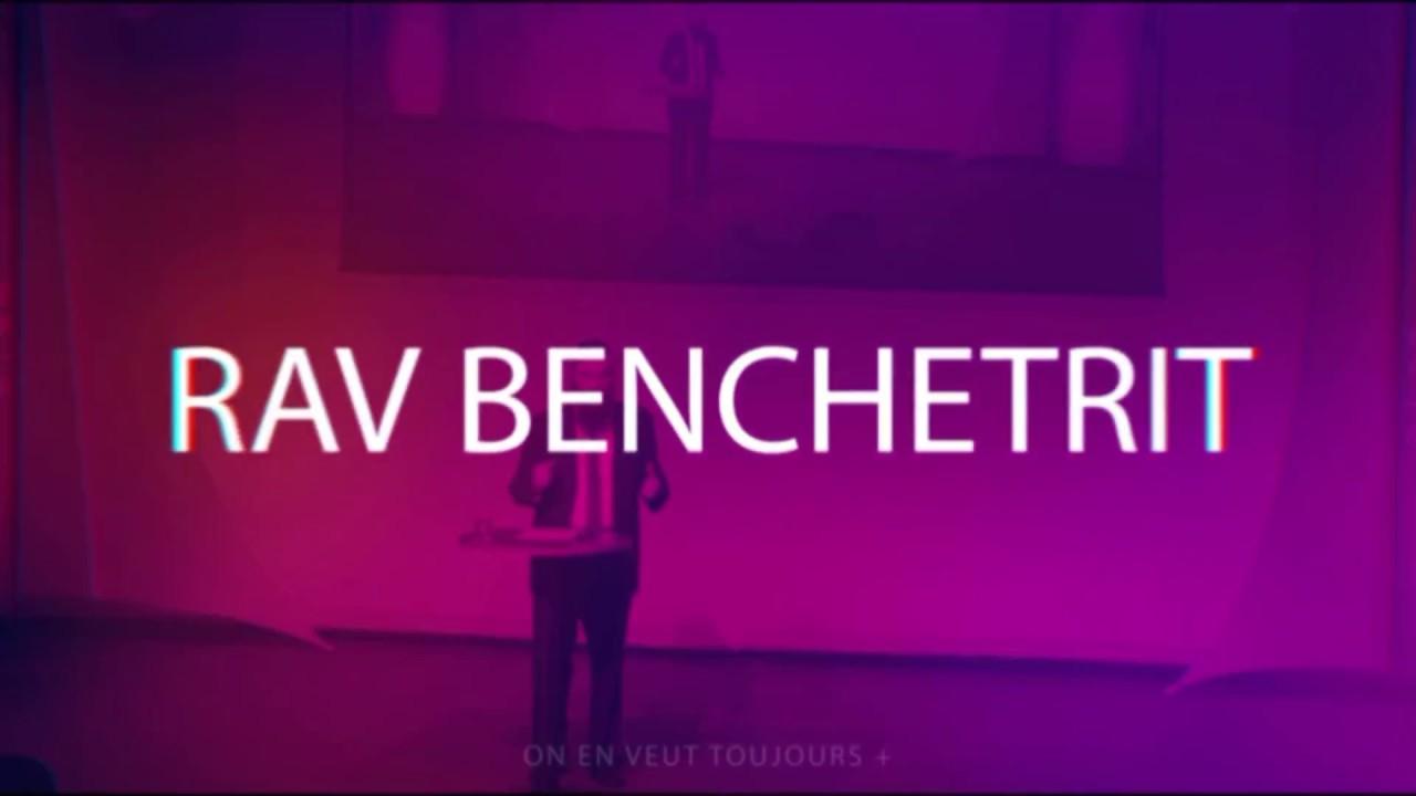 LES REFLEXIONS DE RAV BENCHETRIT