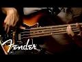 American Vintage '64 Jazz Bass Demo   Fender