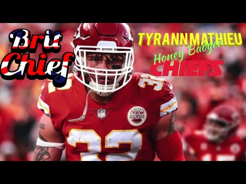 Tyrann Mathieu is a Chief! - Chiefs Free Agency Reaction