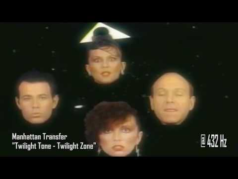1979 Manhattan Transfer :: Twilight Tone-Twilight Zone @ 432 Hz (Non-official recut)