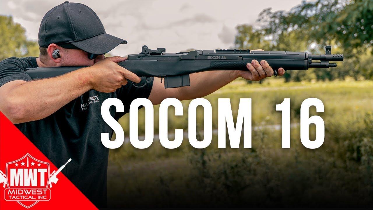 SOCOM 16 Review