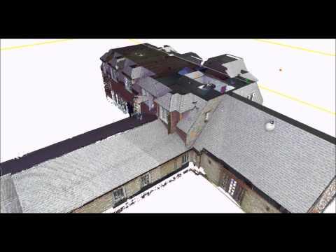 3D Building Scanning Services