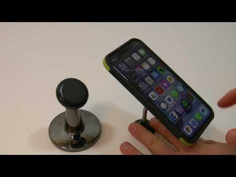 Germany vs China nel confronto dei desktop stand magnetici per smartphone