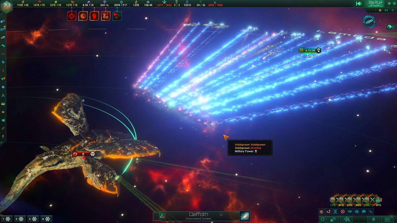 Download Epic space battle with the Voidspawn! - Stellaris