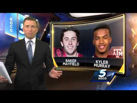 Texas A&M transfer Kyler Murray lands in Norman