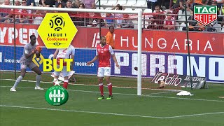 But Björn ENGELS (51' csc) / Stade de Reims - AS Saint-Etienne (0-2)  (REIMS-ASSE)/ 2018-19