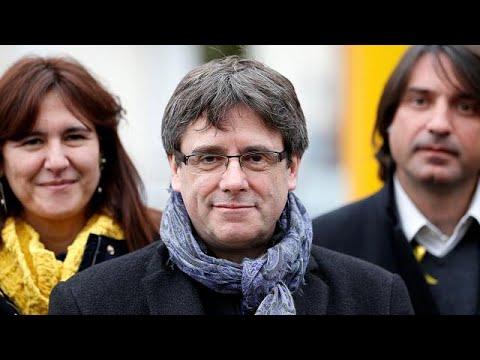 Catalunha em suspenso com provável nomeação de Puigdemont