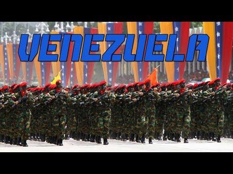 As Forças Armadas da Venezuela