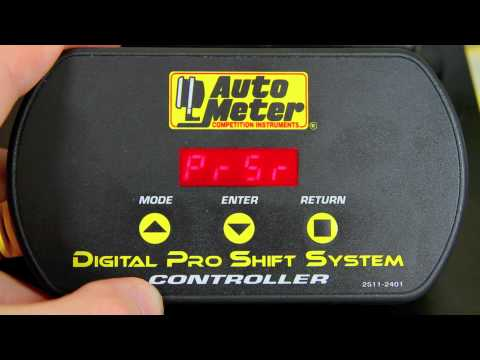 Programming the Auto Meter Elite Pit Road Speed Tach- Avoid Pit Road Speed Penalties