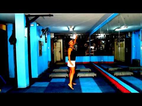 Saca las manos (coreografía) (Magaly Rios)