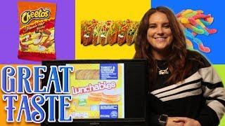 The Best Munchies | Great Taste