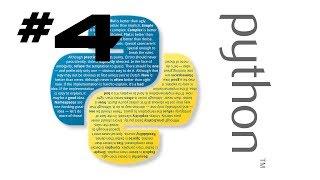 Язык Python | #4 Переменные в языке Python | Михаил Тарасов