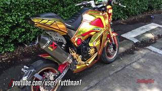 Don't put these exhaust to your motorcycle!! Loudest sport bikes exhaust in the world - compilation