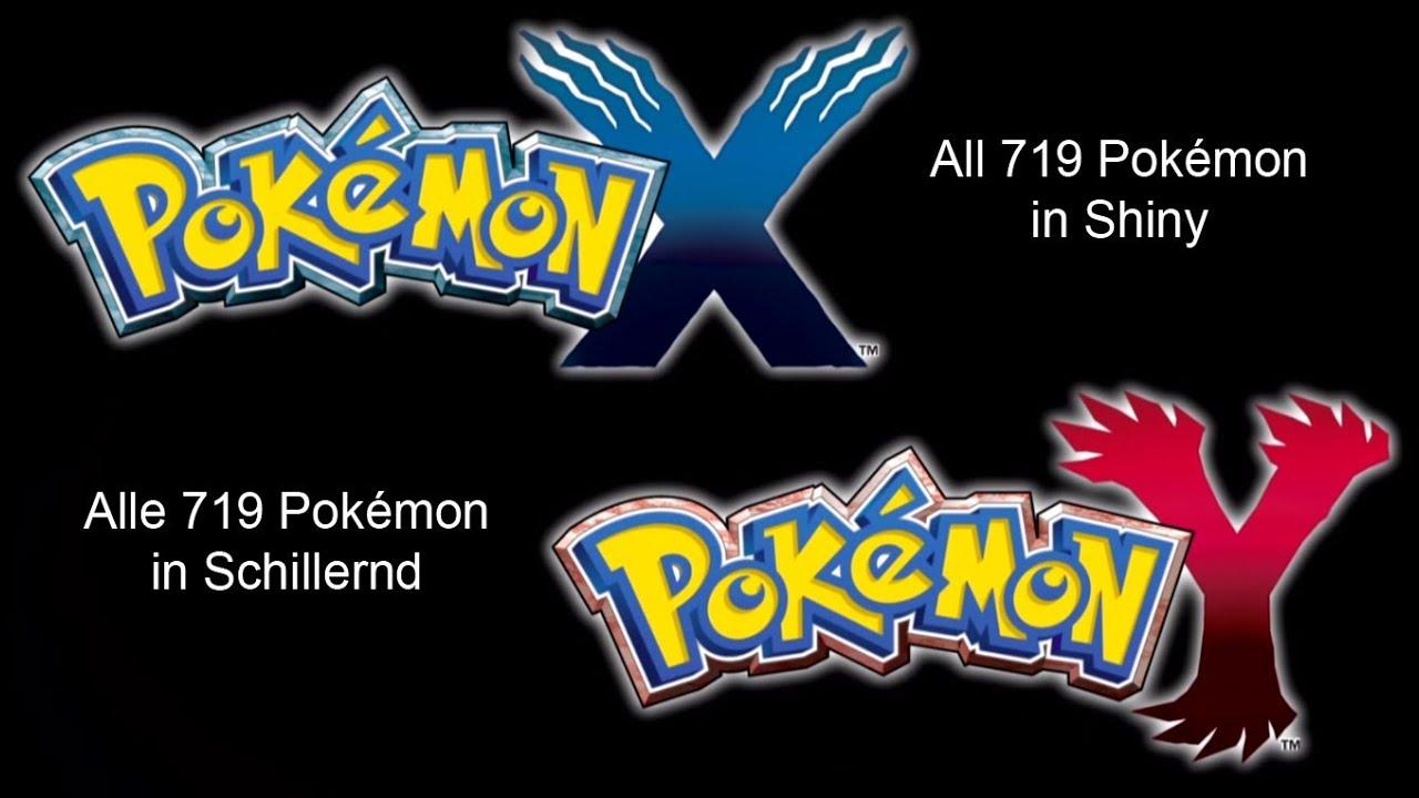alle pokemon x