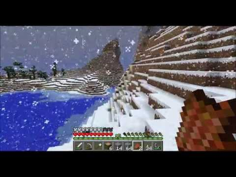 Minecraft 1.7 Snapshot Exploration #10 - Avatar Floating Mountains