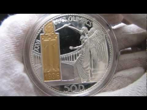 [HD] Andorra Bi-Metal Gold and Silver Coin 1996