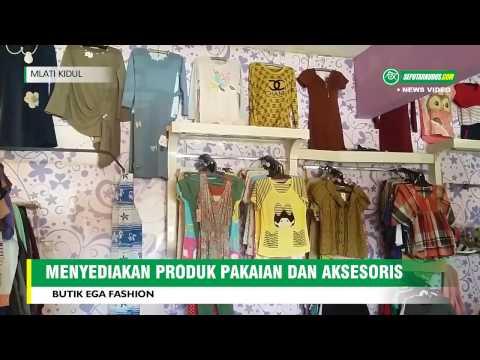 Produk Pakaian Khusus Wanita - Butik Ega Fashion Kudus