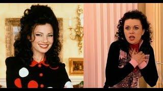 Как выглядели герои сериалов в американской и в русской версиях Сравни!