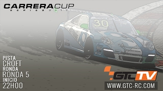 Carrera Cup Series 2017 - Ronda 5 - Croft by GTC