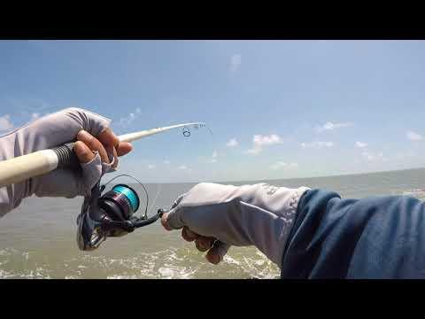 Fishing Surf Side , Freeport Tx