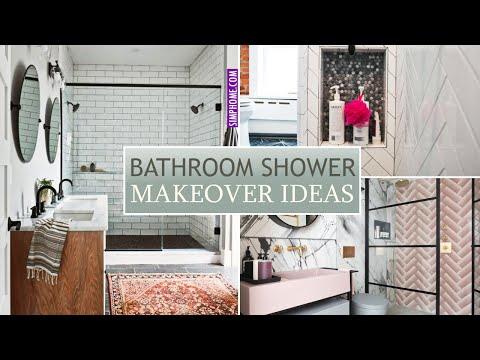 12 Bathroom Shower Makeovers