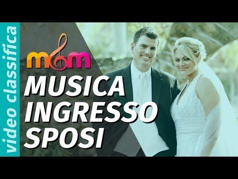 INGRESSO APERITIVO Matrimonio: TOP Musica per l'ARRIVO degli SPOSI