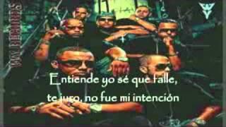 Me estoy muriendo Wisin y  Yandel ft. Fanco el Gorila