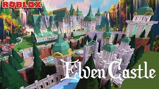 Elven Castle Tour! $2,914,428 | Bloxburg
