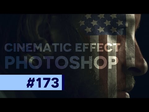 HBO Style Movie Poster Effect in Photoshop CC | eDUCATIONAL