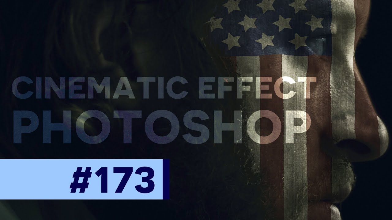 HBO Style Movie Poster Effect in Photoshop CC