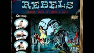 Sock Hop Strangler (Malt Shop Mangler) -  Cold Blue Rebels CBR