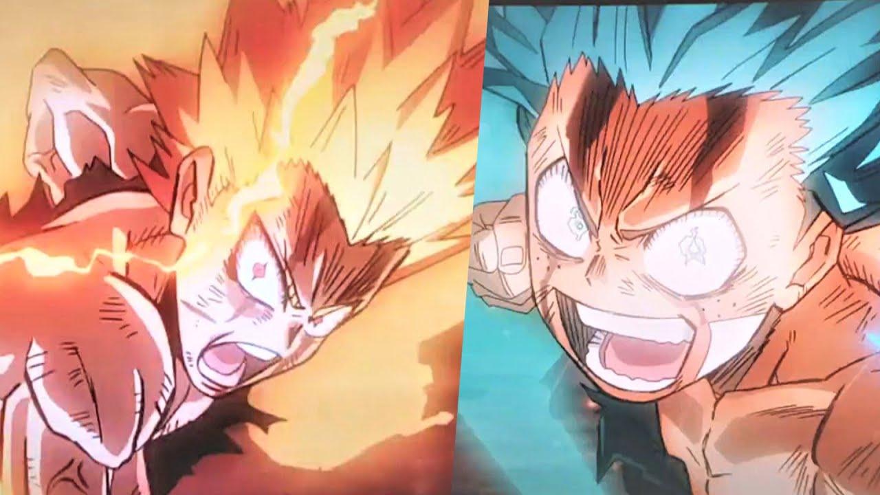 Midoriya Bakugou Vs Nine Take My Hand Full Fight Boku No Hero Academia Amv Youtube