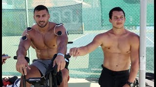 Behind the scenes, Part 6 - The Dubai Fitness Championship
